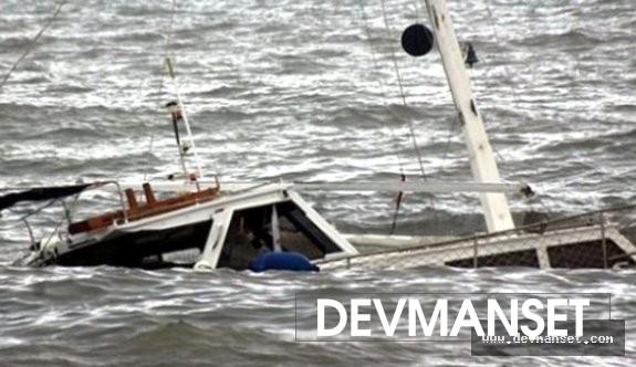 Hindistan'da batan gezi teknesinde 12 kişi öldü