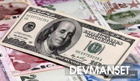 Dolar tırmanmaya başladı
