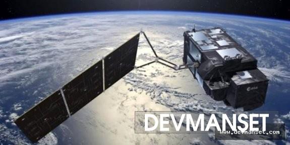 Avrupa Birliği'nin uydu görüntüleme sistemi de devrede