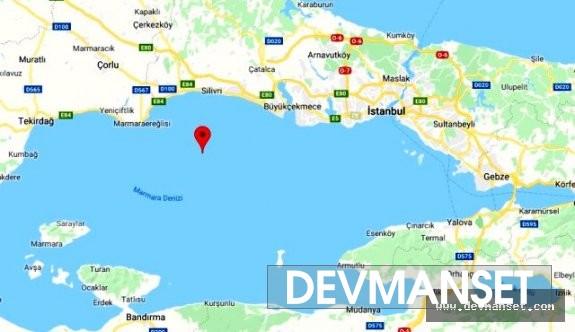 İstanbul yeniden sallandı