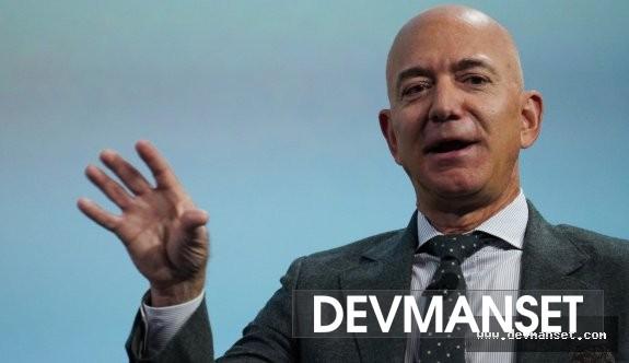 Amazon şirketinin CEO'su yatırım sözü verdi