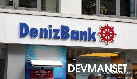 Denizbank'tan emekliler için promosyon açıklaması