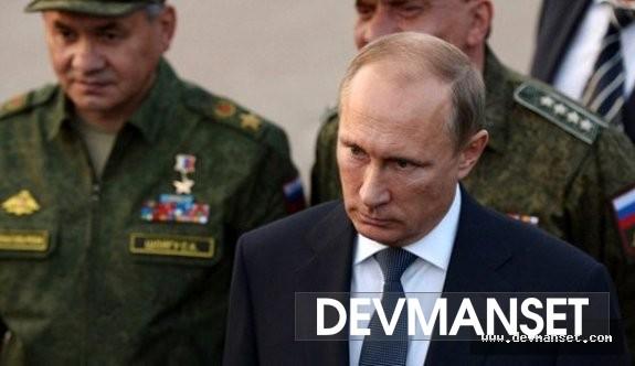 Rusya meydan okudu