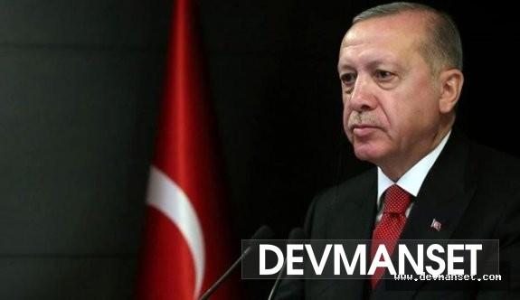 Erdoğan'dan sokağa çıkma yasağı iptali açıklaması geldi