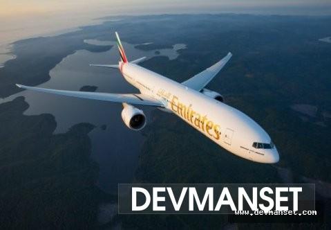 Emirates 6 şehire daha uçmaya başladı