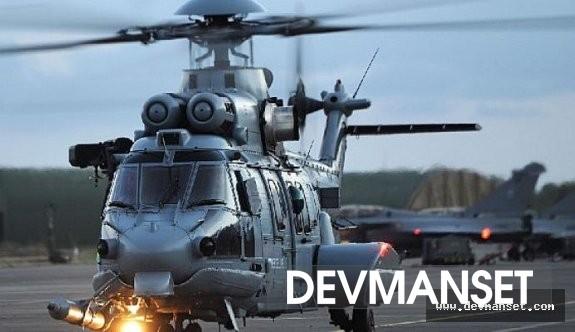 Fransa'dan helikopter endüstrisine destek