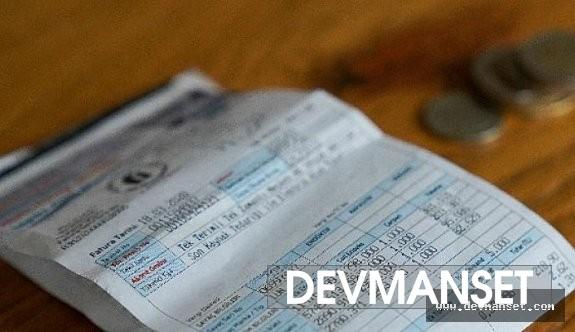 Tüketici şikayetlerinin ilk sırasında Elektrik faturaları yer alıyor