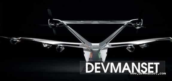 Airbus şirketinden yeni nesil için CityAirbus tanıtımı