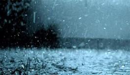 İstanbul'da yağmur yağışı...