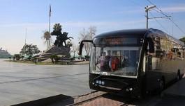 Antalya'da toplu taşımada büyük...
