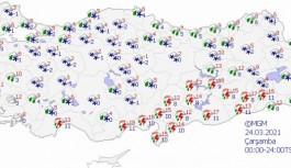 İstanbul ili yeniden kar görecek