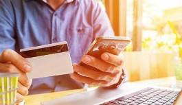 Online alışverişlerdeki satışlar hızlı ödeme sebebiyle katlanmakta